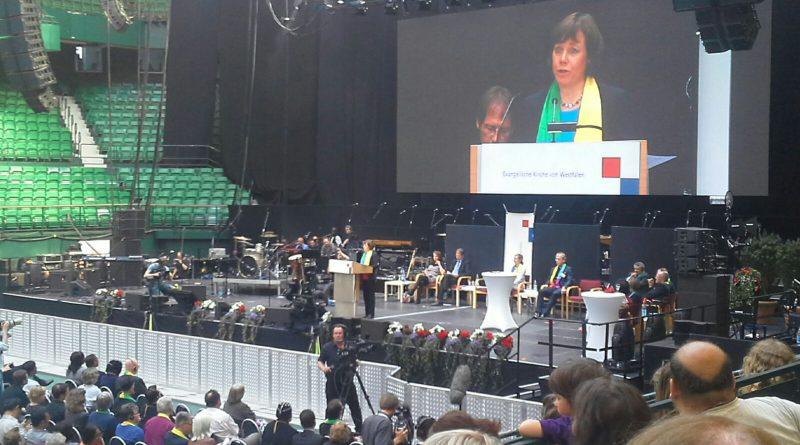 Con participación IERPina, comenzó en Halle Alemania el Weite-Wirkt-Festival