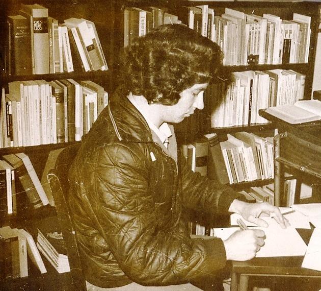 Victor Scholler estudiante