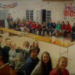 """""""Identidad Protestante"""" fue el tema del campamento interdistrital de jóvenes de invierno"""