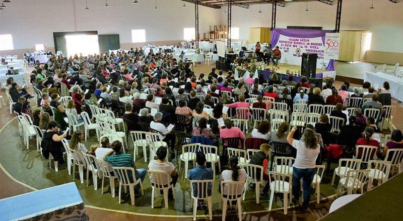 """Con el tema """"Reforma"""" se realizó el Encuentro de Mujeres en Paraguay"""