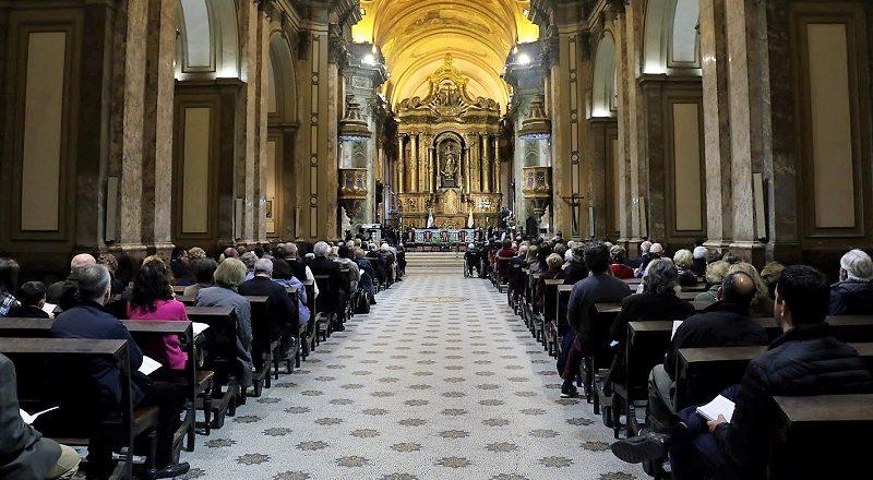 Evangélicos y Católicos conmemoraron en la Catedral de Buenos Aires los 500 Años de la Reforma