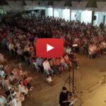 Culto de Nochebuena en la Congregación Evangélica Crespo