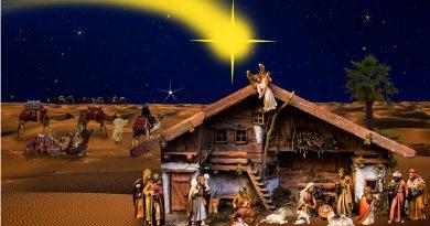 Cuento y canto: la historia de Navidad relatada para niños