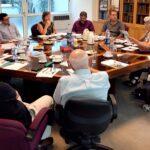 CEICA se mantuvo su primera reunión del año en la IERP