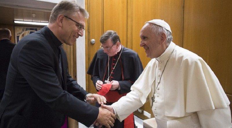 El Papa participará de los actos por los 70 años del CMI