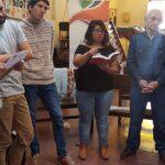 Culto de Acción de Gracias por el inicio de las actividades de REET