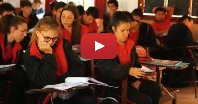 El Colegio de Hohenau lanzó un video institucional