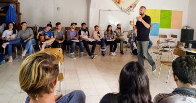 """""""Diaconía comunitaria"""" fue tema del último taller juvenil ReformANDO"""