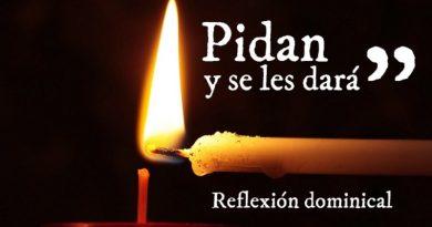 """Audio: """"Pidan y se les dará"""", reflexión sobre Lucas 11, 9 al 11"""