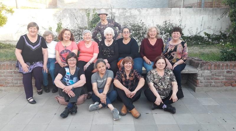Mujeres celebraron el 25 encuentro del distrito sur de la IERP. Foto: David Cirigliano