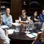 Organizaciones e iglesias dialogan con SEDRONAR para trabajar en conjunto
