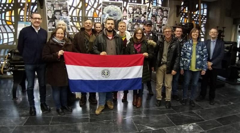 """Viaje a 25 años de la relación fraternal """"Paraguay – Düren"""""""