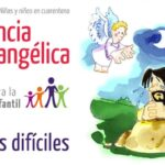 Presencia Evangélica especial para niños y niñas en cuarentena