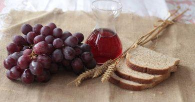 Santa Cena: Degustar el Reino de Dios