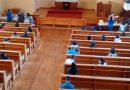 Templo Luterano es utilizado como centro de vacunación en Chile