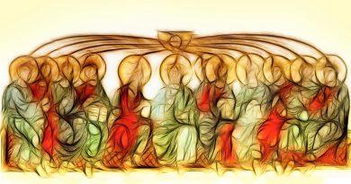 Culto de Pentecostés: «El Espíritu nos ayuda a proclamar la buena nueva»