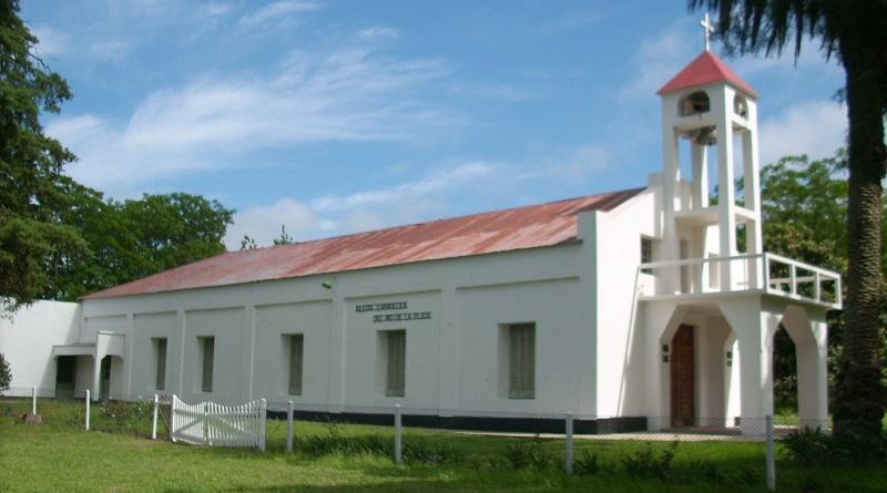 La Congregación de Lucas González cumple 120 años